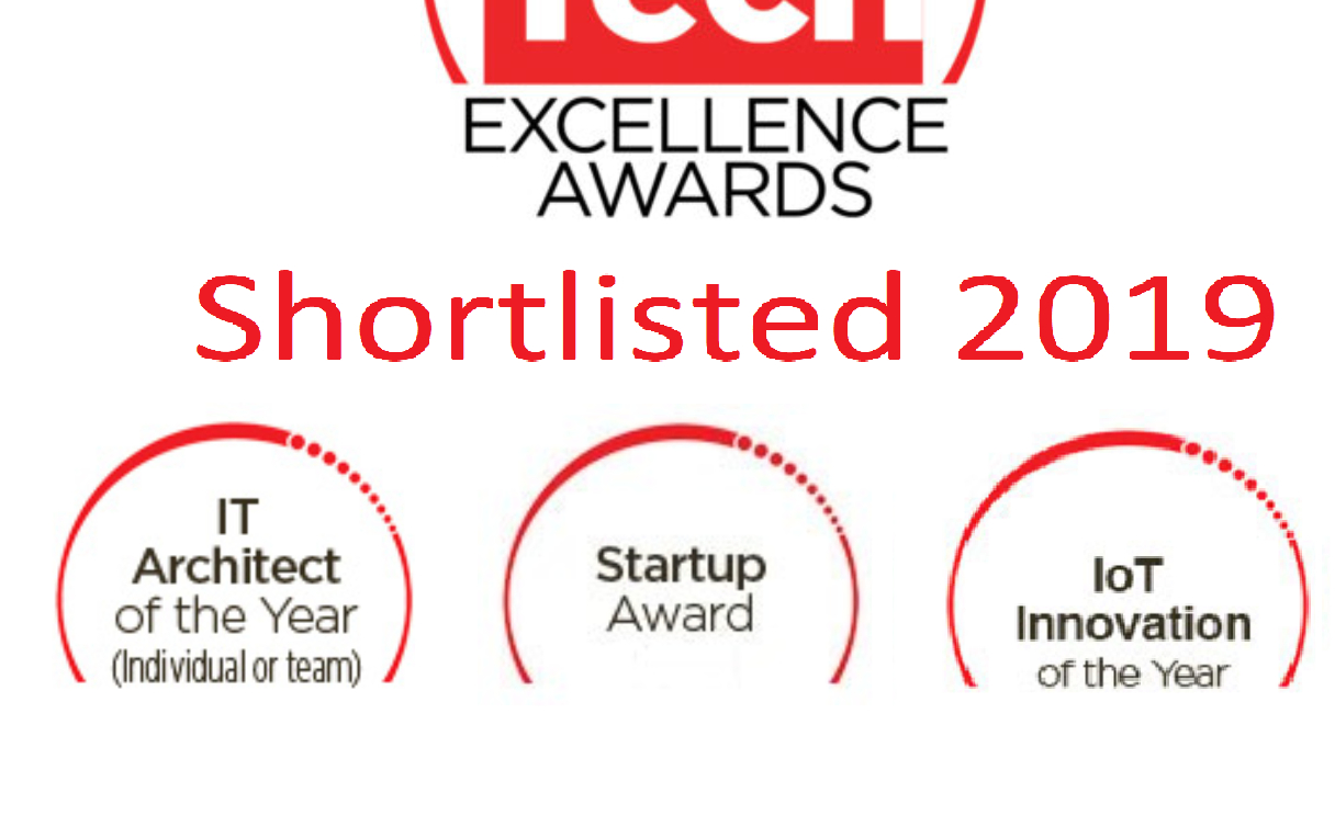 evcoms Shortlisted For Three Tech Awards